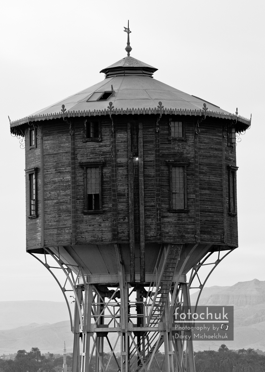 Egypt Water Tower