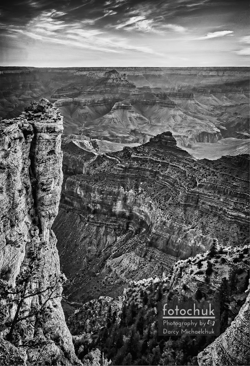 Grand Canyon Ridgeline