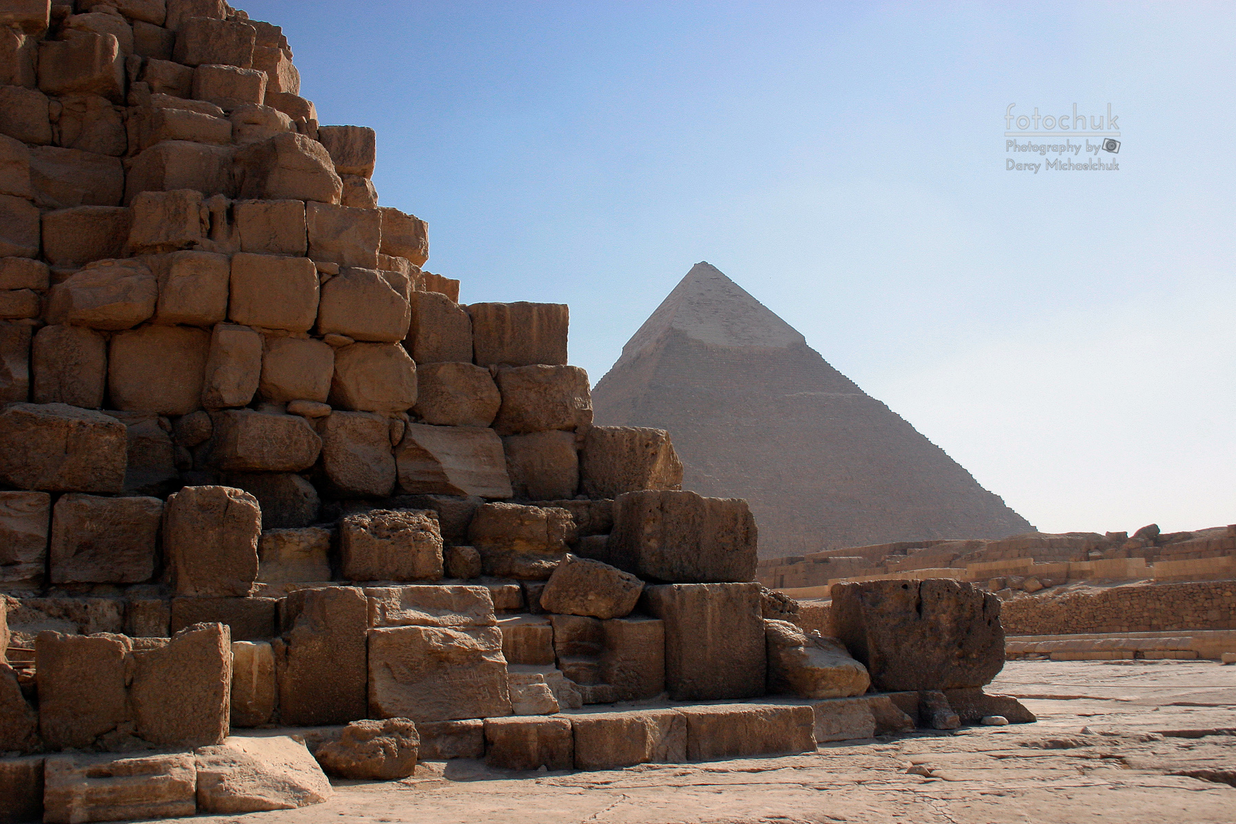 Great Pyramids, Khafre