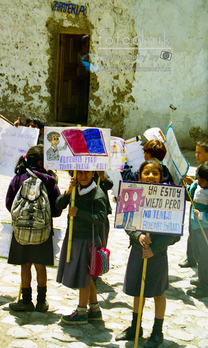 Little Protesters