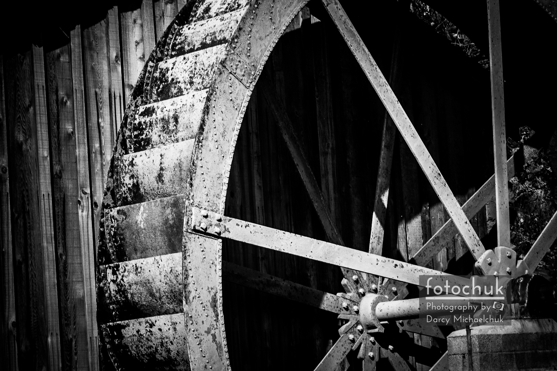 Old West Water Mill 2
