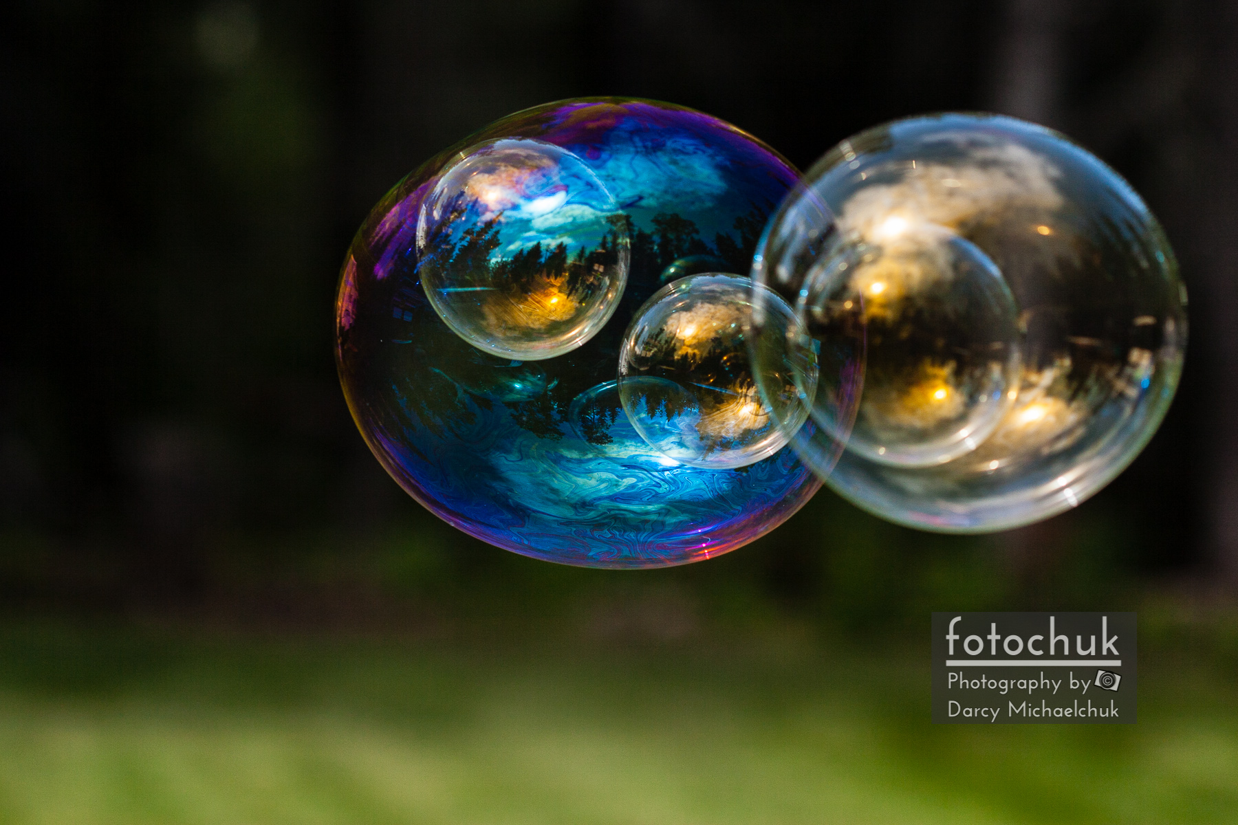 Bubble Perspective