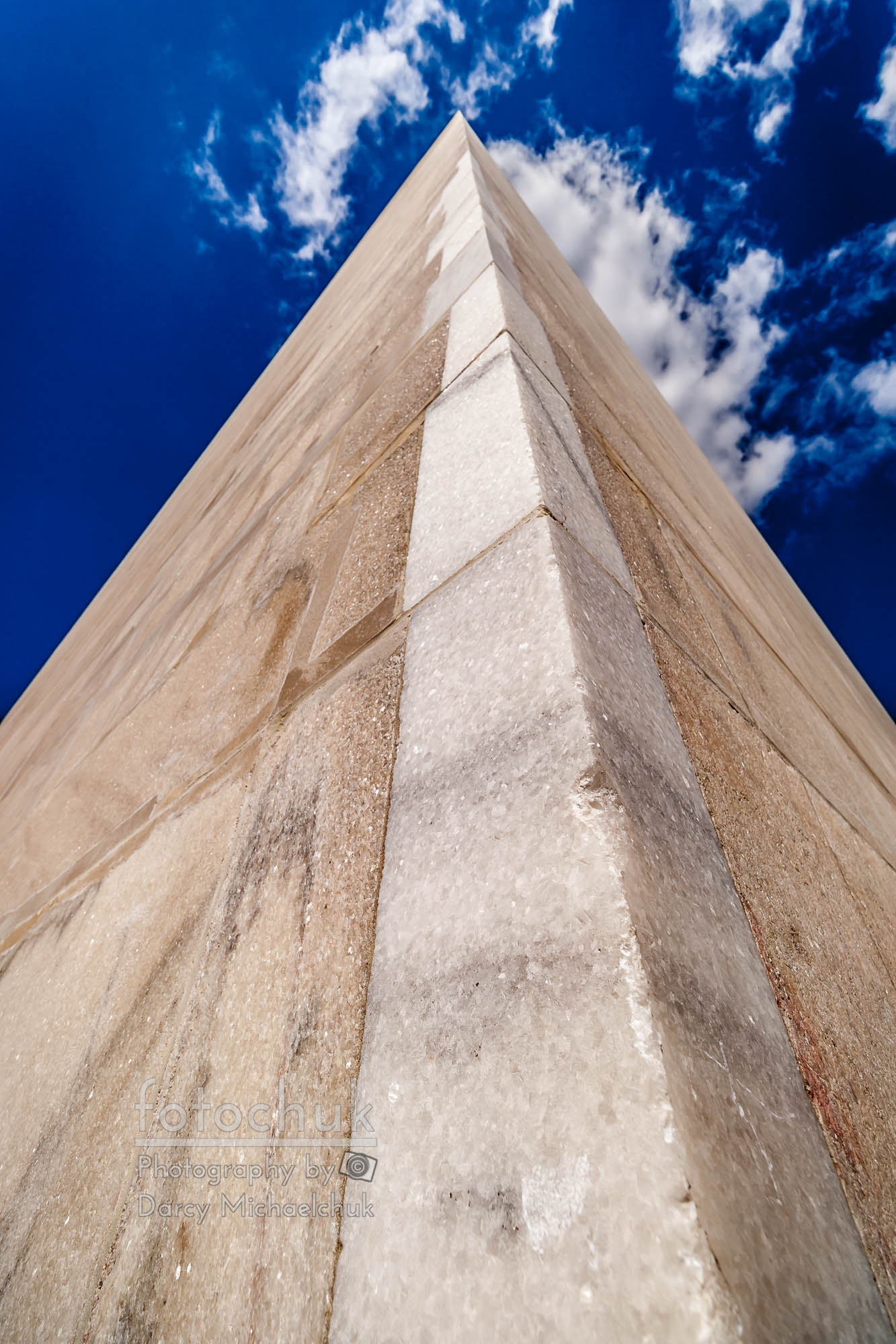 Obelisk Piercing the Sky