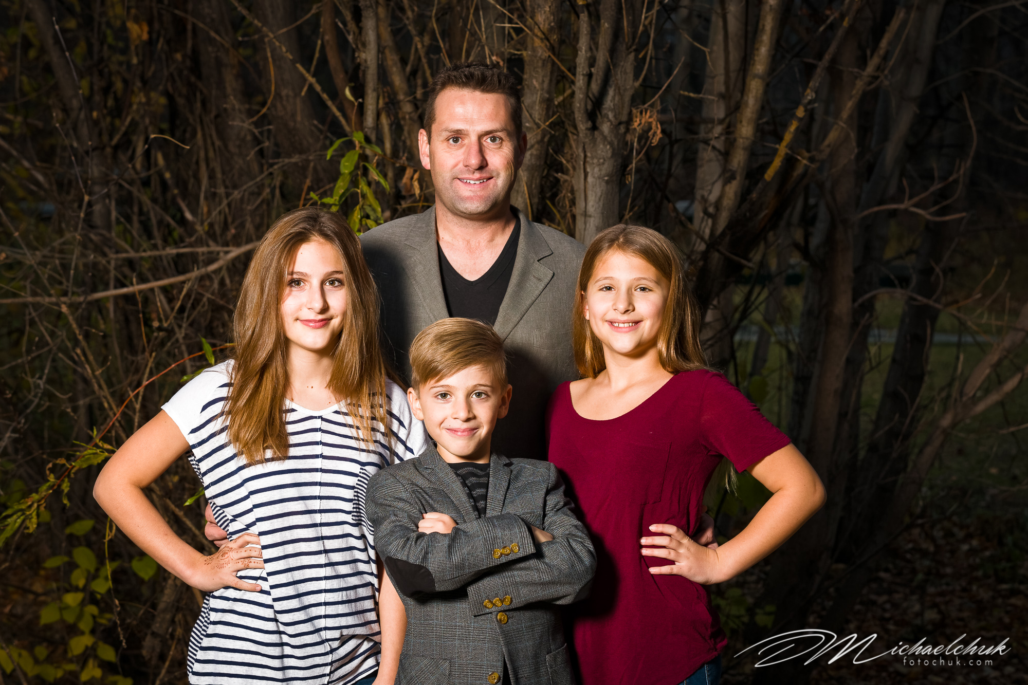 Sturt Fall Family Photos