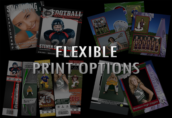 Flexible Print Options