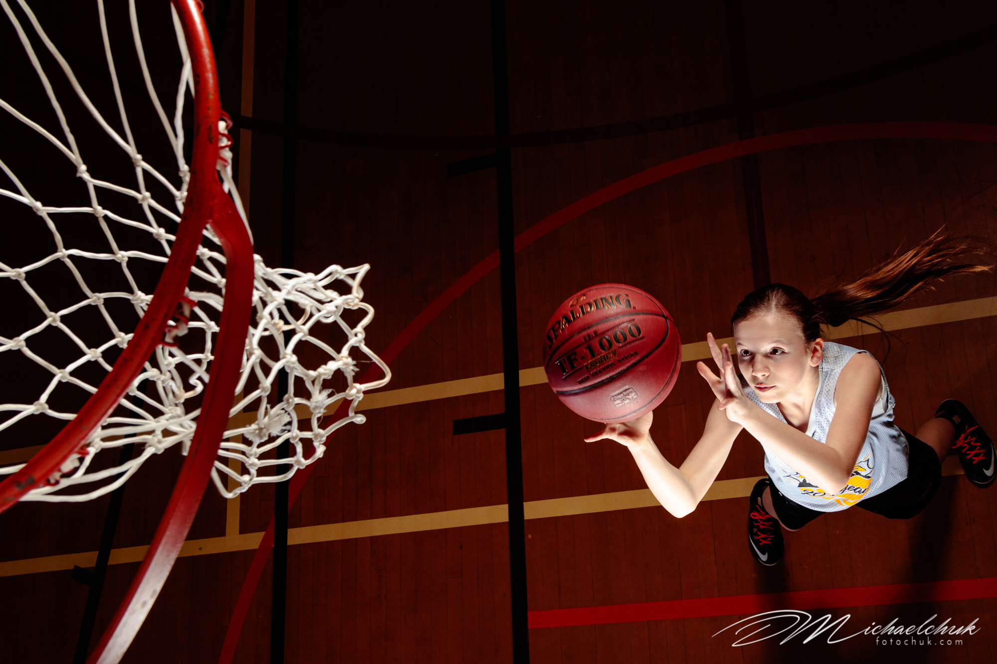Basketball Portraits