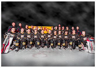 On Ice Team  Photo